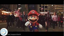 معرفی بازی Mario Run (ماریو ...