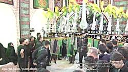 عزاداری هیئت احمدی پنج...