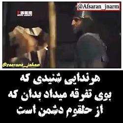 شباهت فتنه عرب وعجم در ...