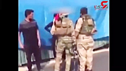 اینم از کار قشنگ نظامیان عراق با زائرین ایرانی