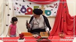مراسم شهادت حضرت رقیه(س) در خانه کودک مشکوه