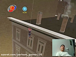 گیم پلی بازی مرد عنکبوتی 3 قسمت یازدهم (گیم پلی توسط خودم)