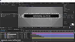 Tutorial Edit Text in Project After Effect...