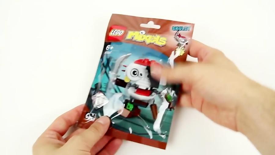 اسباب بازی لگو Lego Mixels 41567 Skulzy