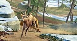 انیمیشن سینمایی (عصر یخبندان3) دوبله فارسی