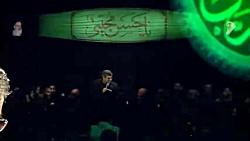 مداحى محمدرضا طاهرى - روضه ( وقتى از بغض هوا دور و برم سنگین است ) -هفتم ماه صفر