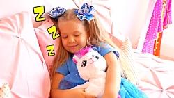 دیانا و داستان خواب برای کودکان