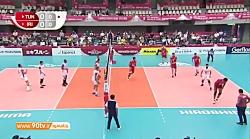 خلاصه جام جهانی والیبا...