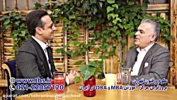 مصاحبه با جناب آقای علی جمشیدی، موسس و سردبیر ماهنامه تجارت آسیا