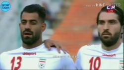 خلاصه بازی ایران 14 کامبوج 0 - هتریک سردار و کریم