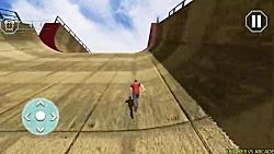 Trickster Parkour - Run Race 3D - Throwing...