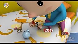 | کارتون  مهارت های زندگی - قسمت 37 - شیر سلطان جنگل