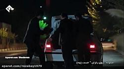 رضا بای در سریال بوی باران (عروس تاریکی) کارگردان محمود معظمی