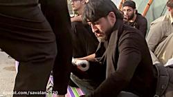 نوحه ترکی آذربایجانی-حاجی ظاهر میرزوی-مخصوص اربعین 2019