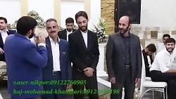 عروسی مذهبی مولودی حاج ...