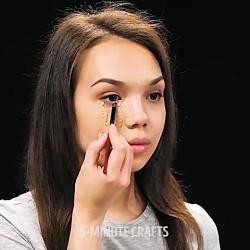 چند ترفند برای آرایش چه...