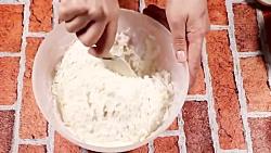نان پنیری | آموزش آشپزی ...