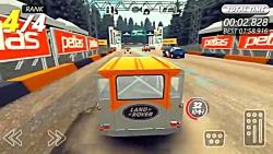 گیم پلی Rally Racer EVO Next Level T...