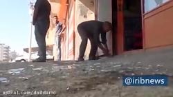 واکنش کردهای سوریه به ح...