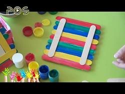 کاردستی کودک |  قاب عکس |...