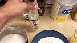 طرز تهیه حلوای سارَک در ۱۰ دقیقه