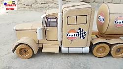کاردستی کامیون کنترلی