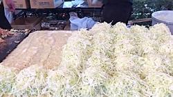 غذای خیابان ژاپنی