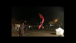 رضا مهدوی -ششم محرم -محل...