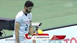 خلاصه بازی ایران 1-3 ژاپ...