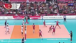 خلاصه والیبال ایران 1-3 ...