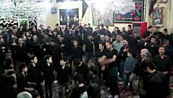 کربلایی حسین ادیبی زنجانی شعر و   نوحه ی فارسی  نوحه ی بسیار زیبا در همدان