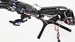دست رباتیک جدید Youbionic