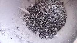 طرز درست کردن صابون ارگانیک با خاکستر در خانه