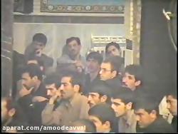 شب اربعین - حاج محسن رستگاری - حسینیه اعظم زنجان - سال ۸۱ - پارت اول
