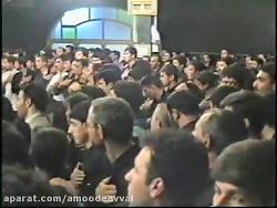 شب اربعین - حاج محسن رستگاری - حسینیه اعظم زنجان - سال ۸۱ - پارت دوم