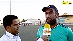 گزارش بم تیوی از تیم فوتبال شهرداری بم
