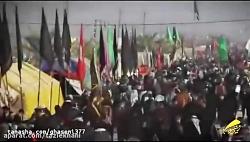 مداحی زیبای حاج میثم مطیعی ویژه اربعین حسینی / کنار قدم های جابر