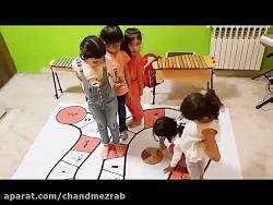 آموزش موسیقی کودک در آم...