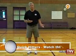 آموزش والیبال