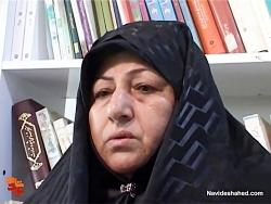 همسر سردار شهید موسی صم...