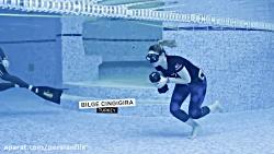 رکورد گینس طولانی ترین راه رفتن زیر آب با یک نفس
