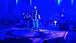 رضا صادقی - اجرای زنده ی آهنگ بانوی من