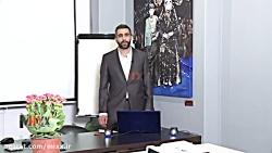 ساخت تیزر تبلیغاتی برای آقای مسیح جوادی