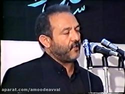حاج داود علیزاده - ایام فاطمیه ، منزل حاج کلامی - سال ۷۷ - پارت اول