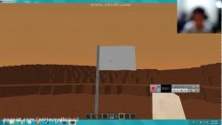 آموزش رخروج از مریخ ماینکرافت مود  پارت 3 ( روبیکرافت )
