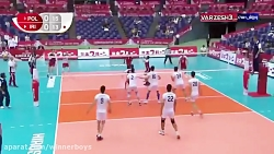 خلاصه والیبال ایران 0-3 ...