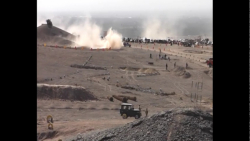 مسابقات آفرود در بم