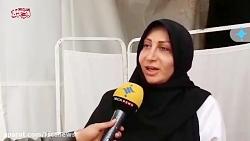 گزارش | برپایی موکب درمانگاهیِ کم  نظیر دانشگاه آزاد اسلامی واحد قم در کاظمین