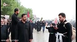 واکنش مردم عراق به پیام...