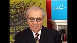 غزل 111 - حافظ - عکس روی تو چو در آینه جام افتاد